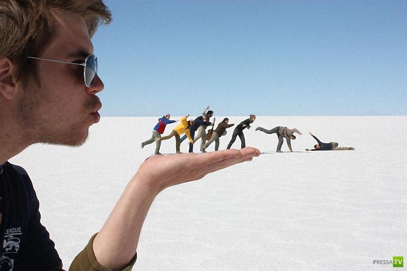 Как сделать что то интересное фото