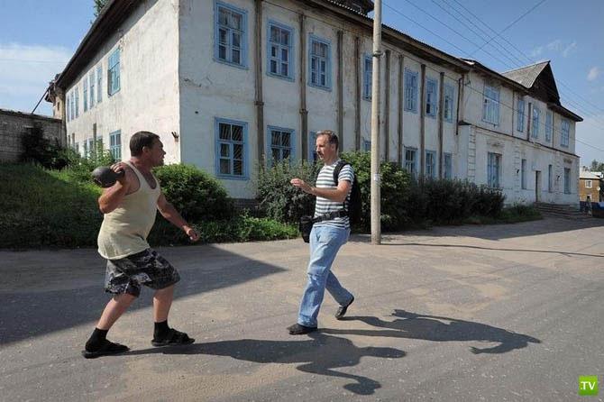 Россия в 35 фотографиях