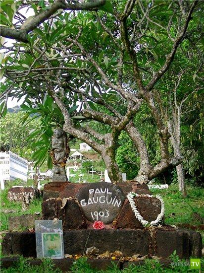 Райский уголок Хива Оа (12 фото)