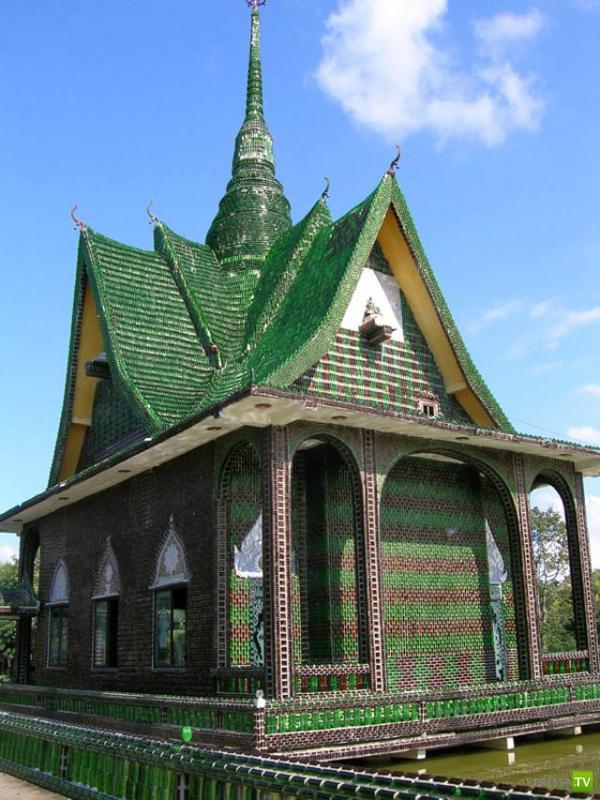 Лан Куад или Храм Миллиона Бутылок