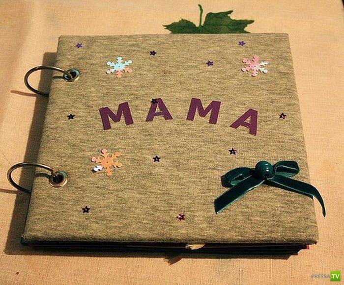 Подарки для мамы на день рождения от сына