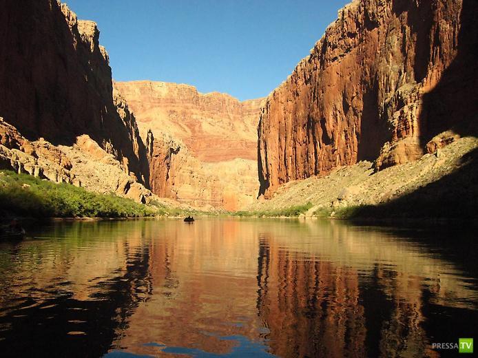 Великий каньон Вердон