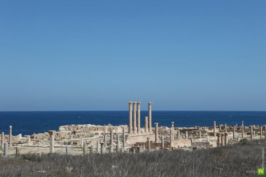 Ливия в фотографиях