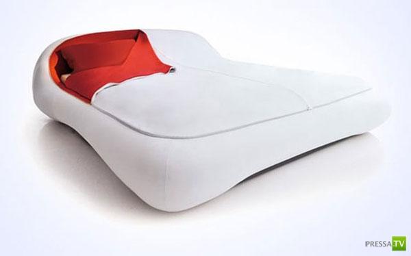 Креативные и смешные идеи дизайна кровати