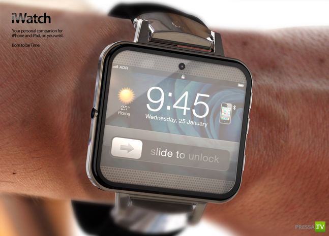 iWatch2 - ������� �������� ����� Apple