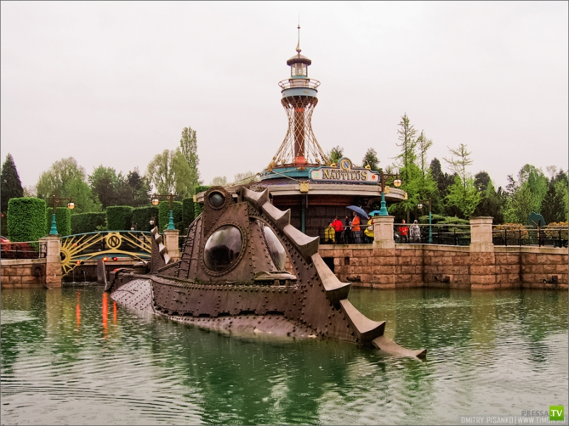 Диснейленд Париж (25 фото)