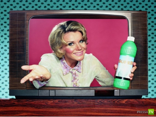 the effect of television advertisement of