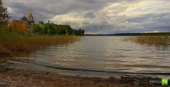 Озеро Селигер... Жемчужина российской природы...