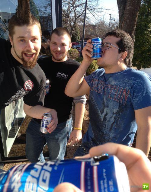 Развлечения в колледже (32 фото)