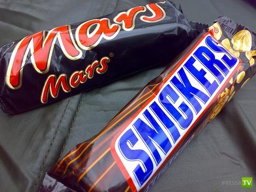 Ешьте впрок! Марса и Сникерса больше не будет!!!