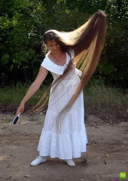 Девушка с длинными волосами сонник