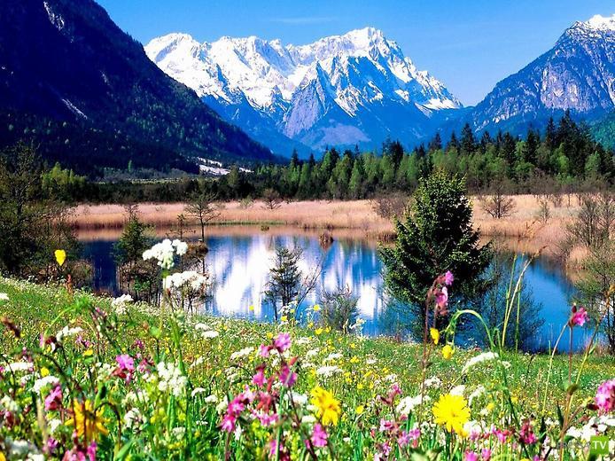 Продолжаем любоваться красивейшим пейзажами (19фото)