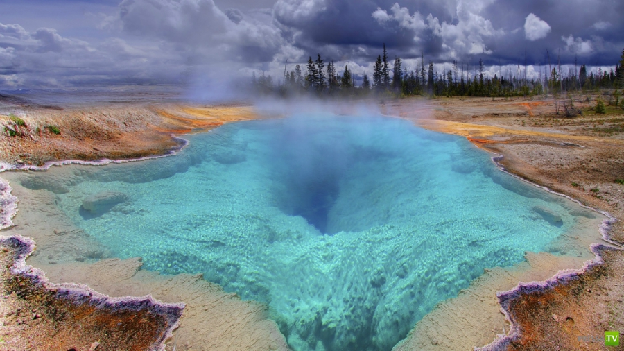 Необыкновенная природа разных уголков планета Земля