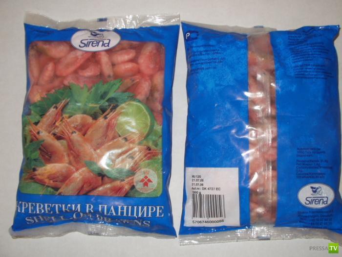 Как нас обманывают с креветками? Полезная информация (9 фото)
