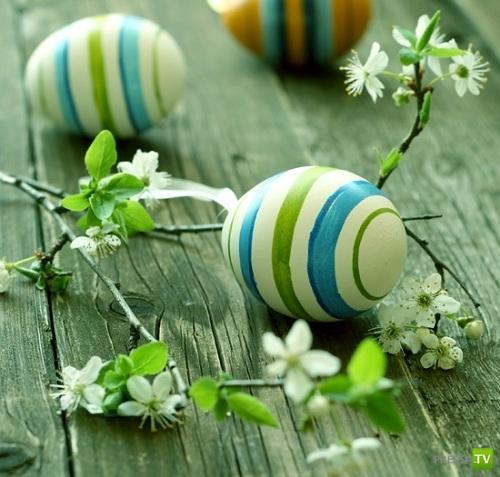 И необычные пасхальные яйца 55 фото