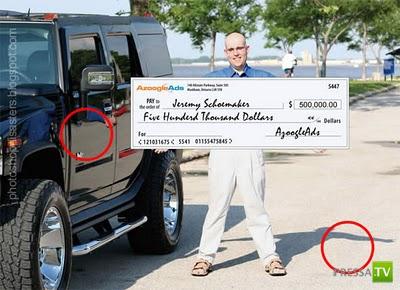 Самые известные ошибки в фотошопе (11 фото)