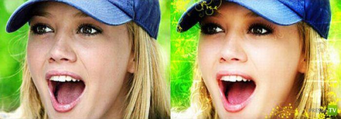 Звезды до фотошопа и после... (25 фото)