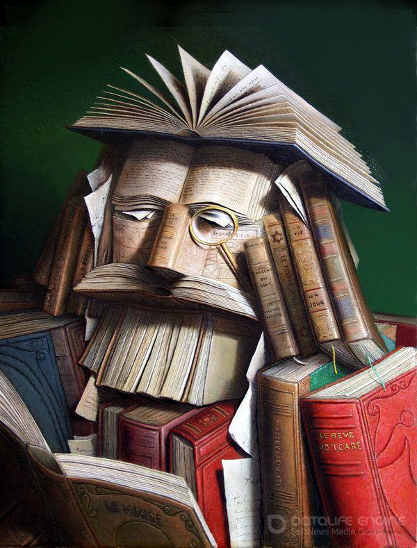 Книги читать полезно!!!