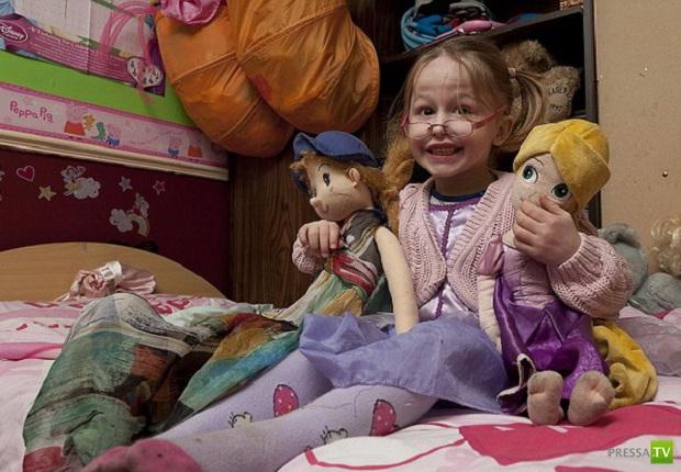 Зак Эйвери стал девочкой в 5 лет (3 фото)