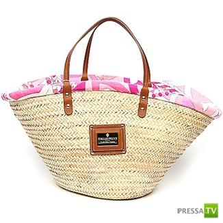 Самые модные пляжные сумки этого лета (10 фото)