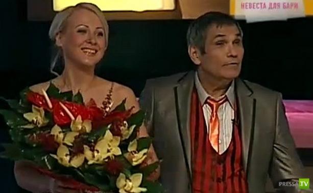 Бари Алибасов решил жениться и сделал предложение в прямом эфире (фото + видео)