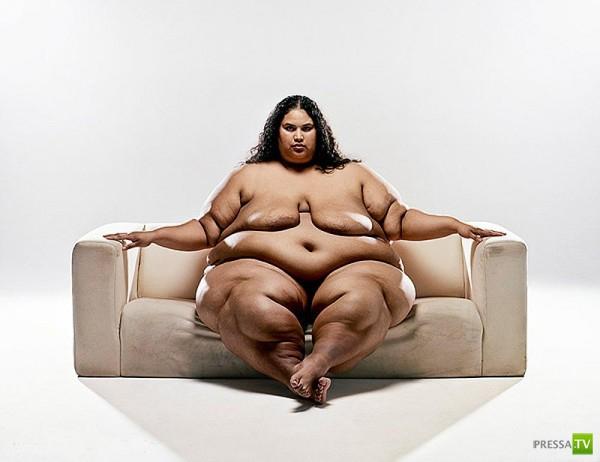 Секс фото красивое тело толстушка