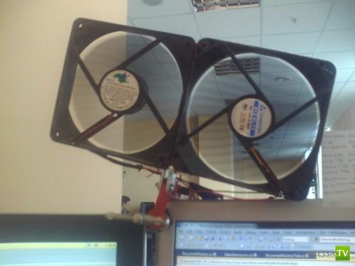 Как сделать вентиляторы из кулера