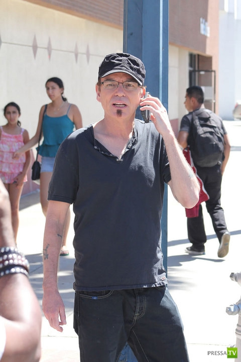 Билли Боб Торнтон - бывший муж Анджелины Джоли (6 фото)