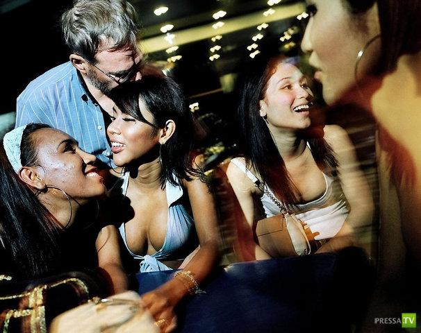 Тайские транссексуалы (10 фото)