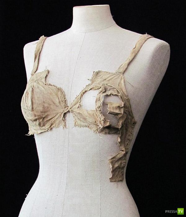 Женское белье 600 лет назад (3 фото)