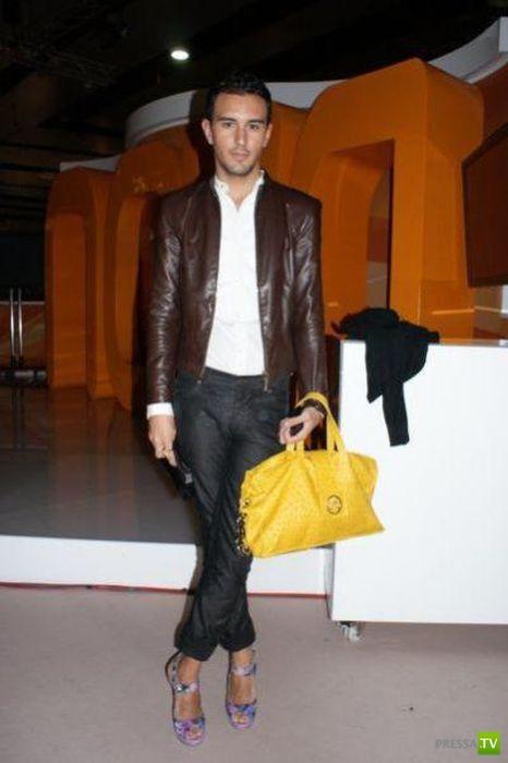 Новые тенденции в мужской моде (15 фото)
