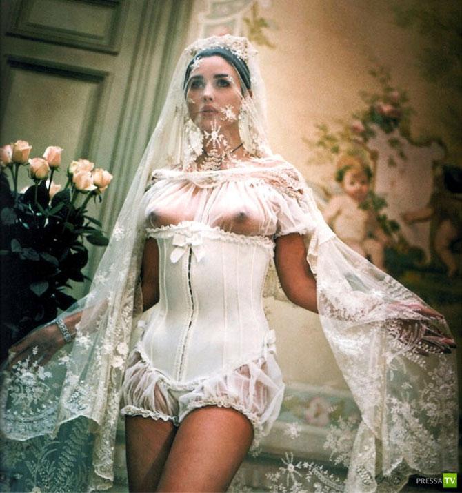 в свадебном салоне фото эротика-йю1