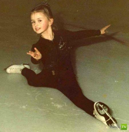 Детские фото Анны Семенович (4 фото)