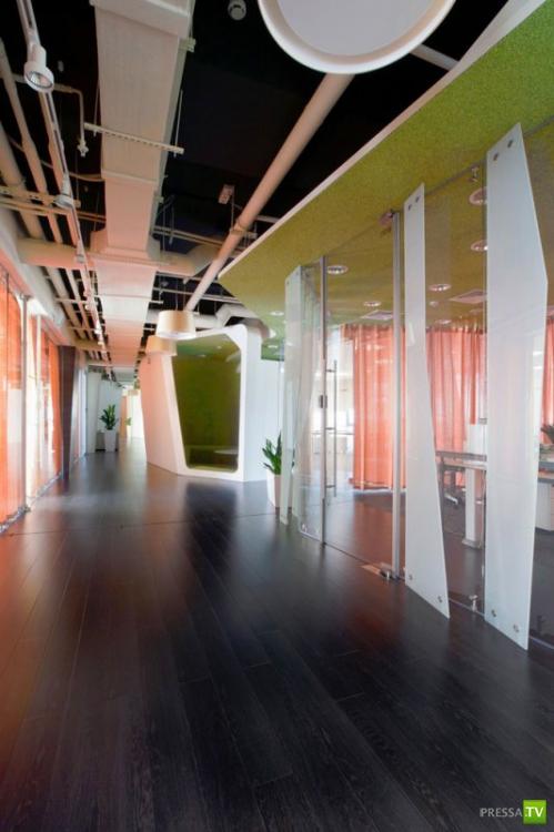 Казанский офис Яндекса (28 фото)
