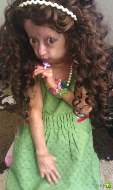 Адалия Роуз — звезда интернета по воле родителей