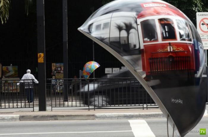 Парад таксофонов в Сан-Паулу (21 фото)