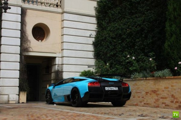 Новый суперкар Тимати - Lamborghini Murcielago (17 фото)