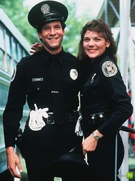 «Полицеская академия» тогда и сейчас (36 фото)