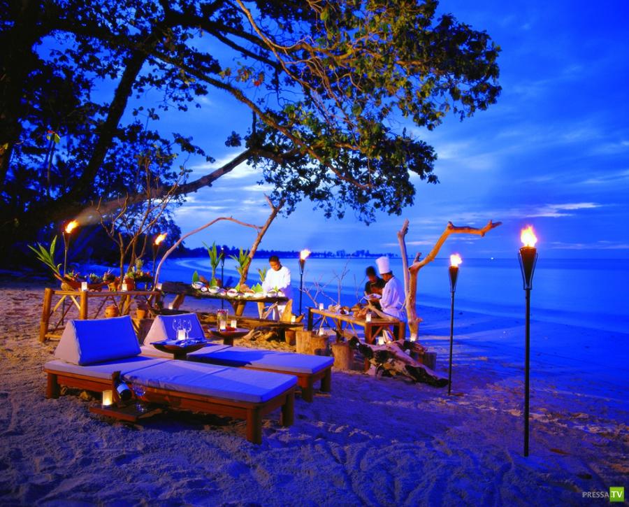 Туристический рай -  Отель Sarojin в Таиланде (16 фото)