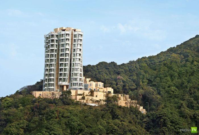 Самая дорогая квартира в Азии. 61 миллион долларов! (8 фото)