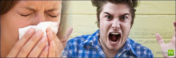 Симптомы психических заболеваний, которые окружающие принимают за капризы ... (6 фото)