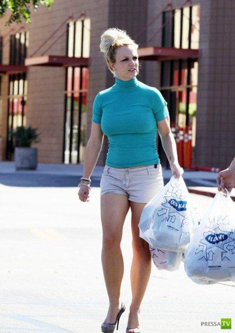 Какой стала Бритни Спирс (8 фото)