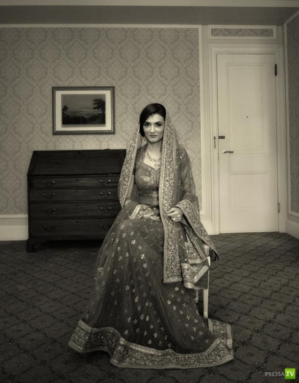 Свадьбы глазами канадского фотографа Михаила Гринберга (14 фото)