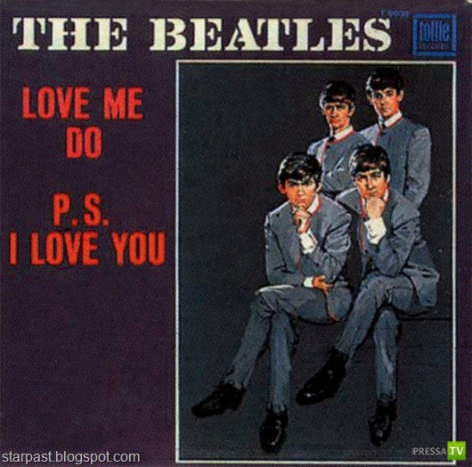 """50 лет со дня выпуска первого сингла британской группы """"Битлз"""" /The Beatles/ - """"Love Me Do"""" (19 фото)"""