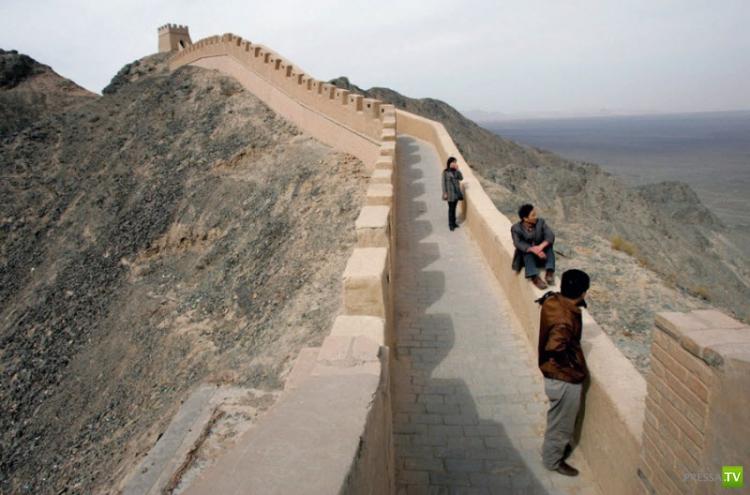 Великая Китайская стена (37 фото)