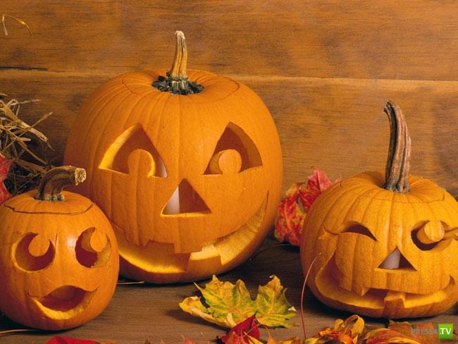 Откуда пошли традиции праздника Хеллоуин...