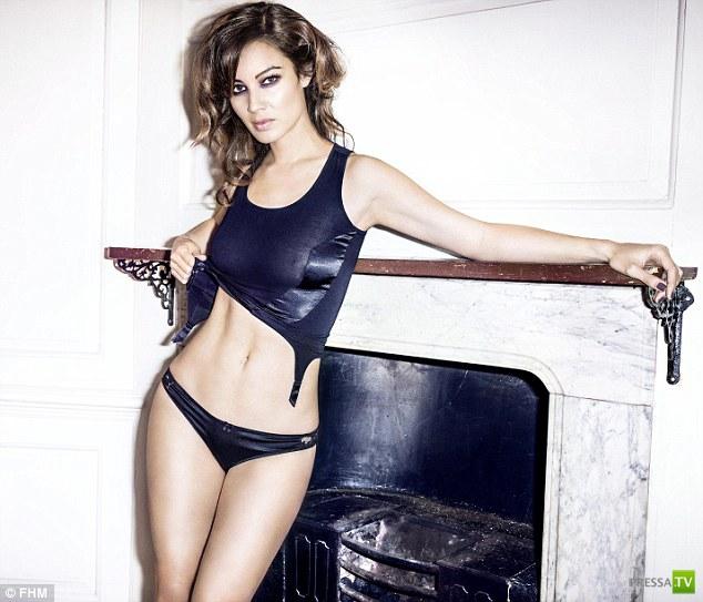 Новая девушка Бонда - француженка Беренис МАРЛО (4 фото)