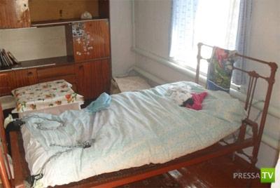 В Краснодарском крае мать 3 месяца держала 19-летнюю дочь на цепи ...