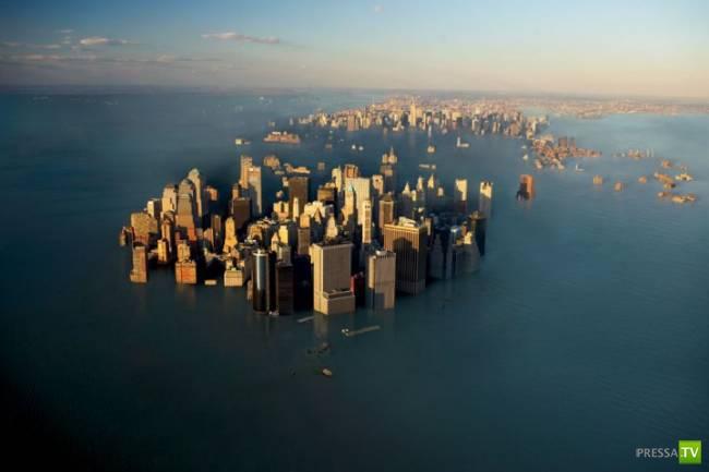 Глобальное потепление - это происки Антихриста?