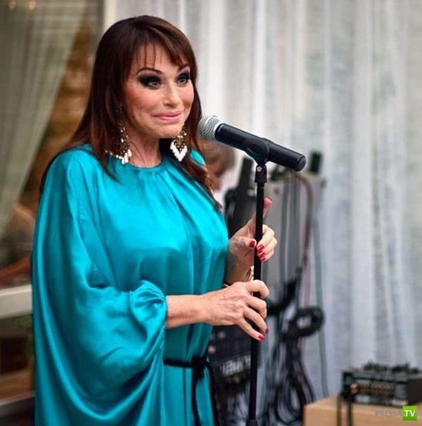 Ирина Понаровская после пластической операции (3 фото)
